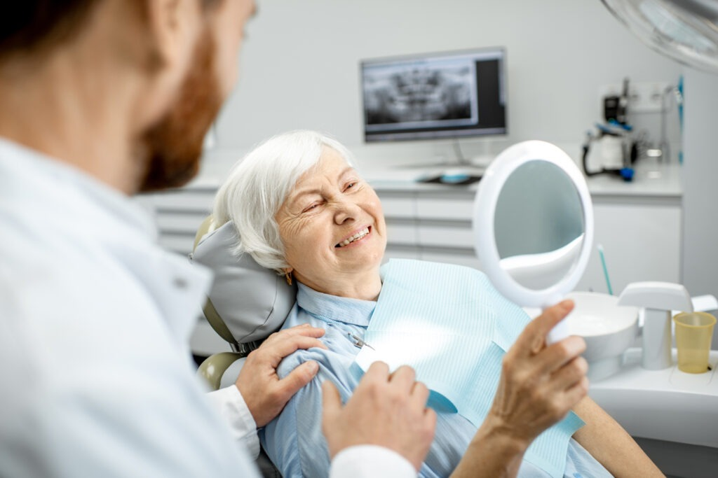 Affordable dentures in Hendersonville